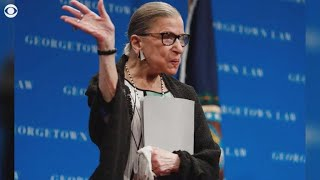 Justice Ruth Bader Ginsburg skips Trump's State of the Union