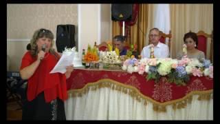 Тамада Наташа Группа Каспий Кемран Мурадов 2016 свадьба Дагестанские песни чеченские