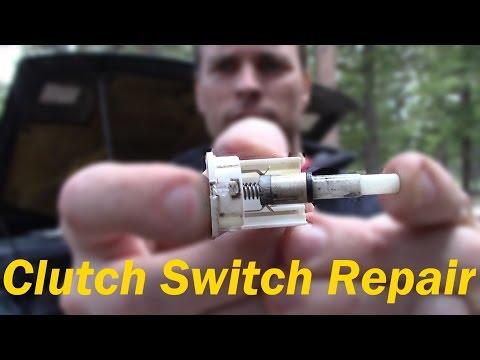 Clutch Switch Repair