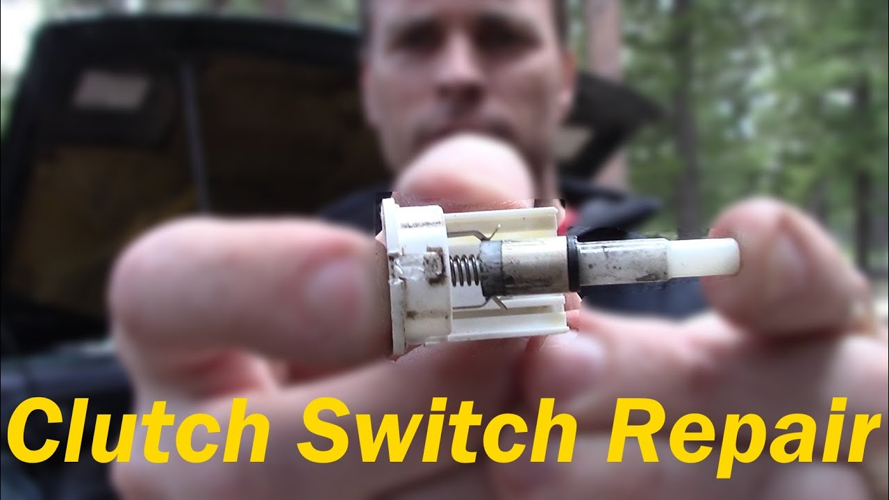 clutch switch repair