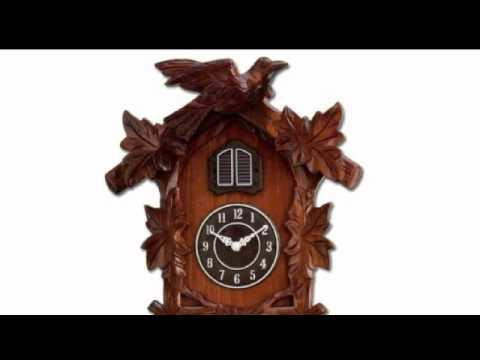 Cuckoo clock sound effect