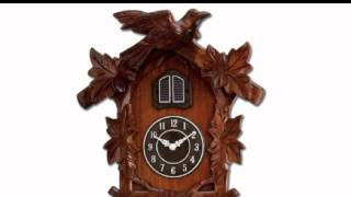 Cuckoo clock sound effect