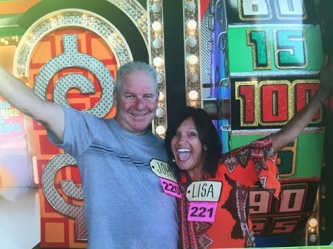 Lisa Dillon of Marcy Makes the Price is Right