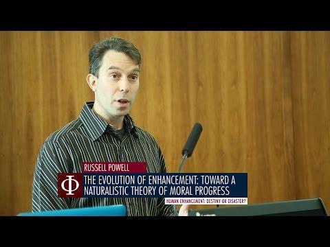Russell Powel - Human Enhancement Conf