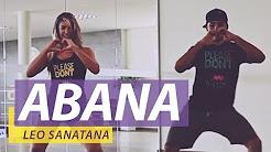FitDance - Leo Santana - Abana - Coreografia