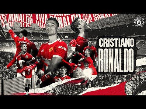 Ronaldo starts for man utd. Manchester United Youtube