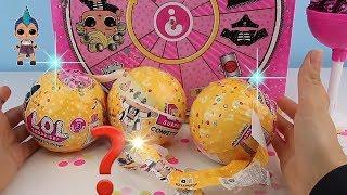 LOL Confetti Pop Wave 2 Paramparça vs Sıfır Kilometre Punk Boi Bulmaca Challenge Bidünya Oyuncak