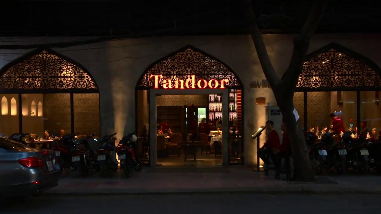 Tandoor Indian Restaurant   Restaurant Design By GEMA   Video Showcase