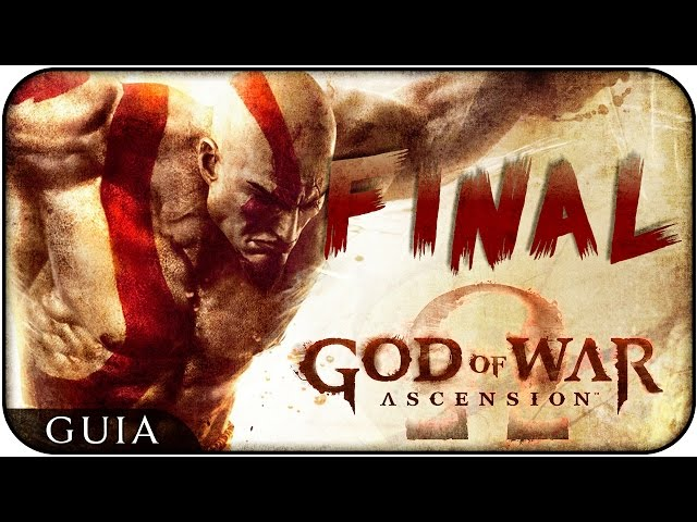 God Of War Ascension FINAL | Kratos vs Furias | Parte 21 Videos De Viajes
