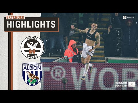 Swansea West Brom Goals And Highlights