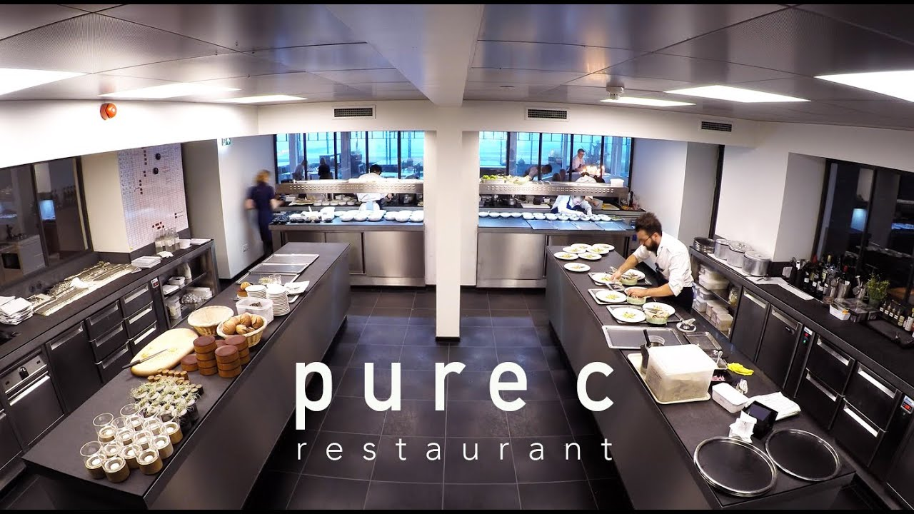 day in Pure C Restaurant! - 4k - GoPro - YouTube