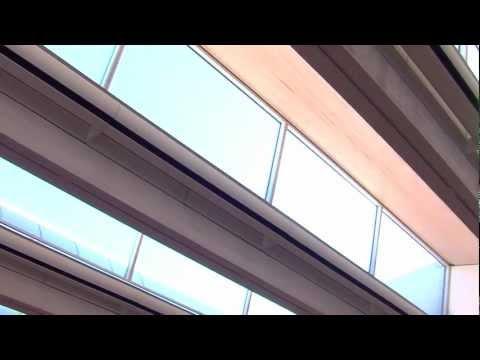 Mudam Luxembourg, I. M. Pei Architect Design : Galeries, Niveau +1