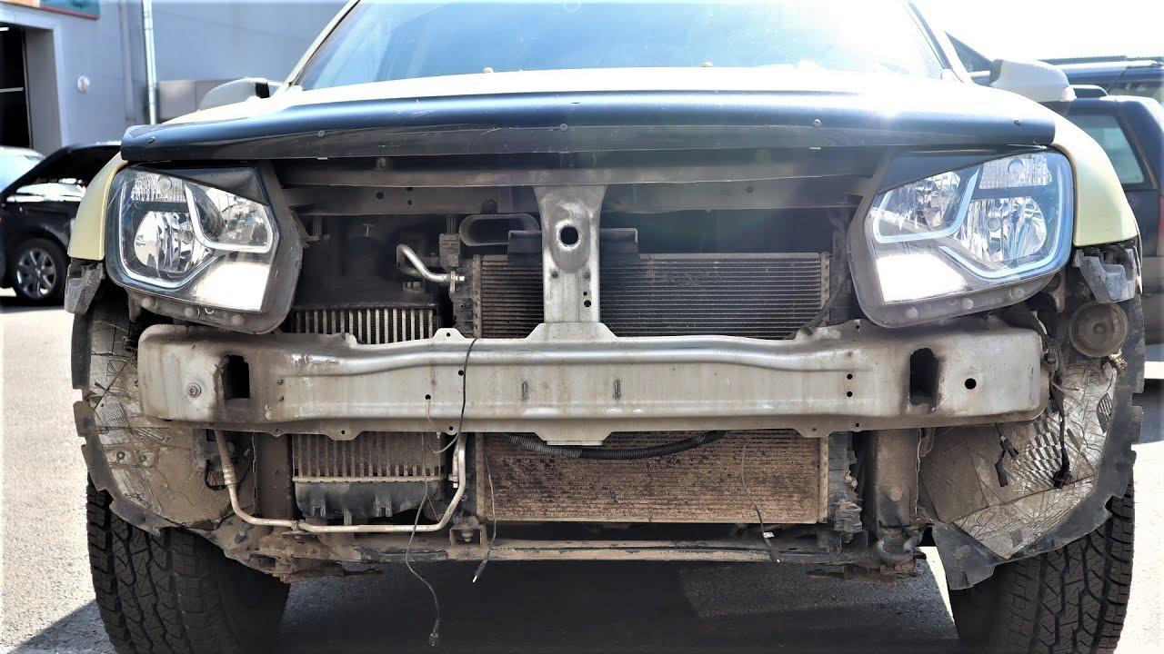 Заправка кондиционера и мойка радиаторов Рено Дастер Dacia Duster