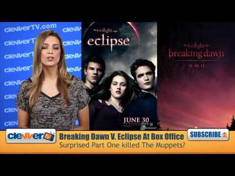 Breaking Dawn V. Eclipse At Box Office