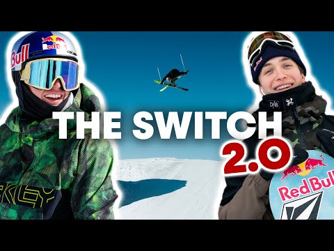 Swapping Snowboards For Skis | The Switch 2.0 W/ Marcus Kleveland & Øystein Bråten