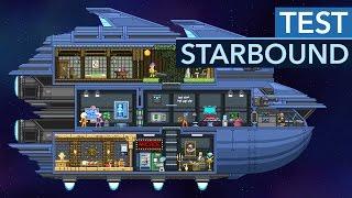 Gambar cover Starbound - Test / Review: So gut ist das Pixelabenteuer (Reupload)