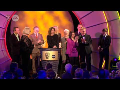 EA British Academy Children's Awards 2010 - Ceremony Part 3