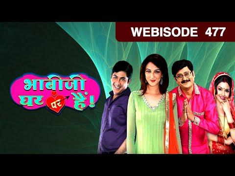Bhabi Ji Ghar Par Hain - भाबीजी घर पर हैं - Episode 477  - December 26, 2016 - Webisode thumbnail