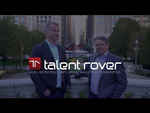 Talent Rover's History and Vision