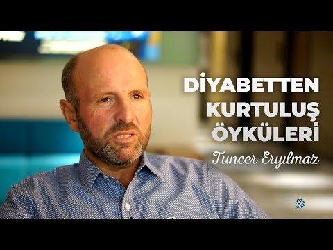 Diyabet (Şeker Hastalığı) Tedavisi Öyküleri - Tuncer Eryılmaz