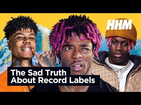 The Sad Truth About Record Labels