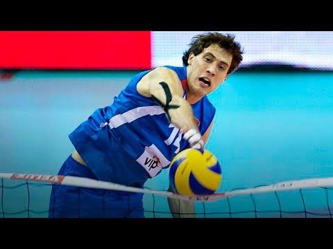 TOP 10 Monster 3rd meter spike by Aleksandar Atanasijević   Volleyball