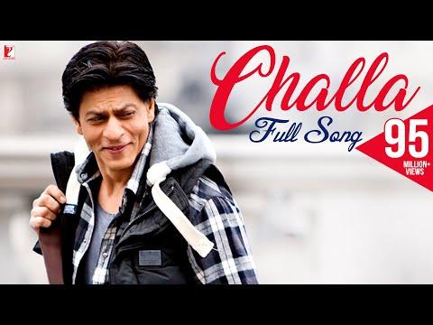 Free Download Challa - Full Song | Jab Tak Hai Jaan | Shah Rukh Khan | Katrina Kaif | Rabbi | A. R. Rahman Mp3 dan Mp4