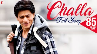 Download lagu Challa Full Song Jab Tak Hai Jaan Shah Rukh Khan Katrina Kaif Rabbi A R Rahman MP3