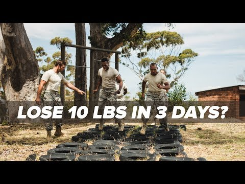 The Military Diet - Can You Lose 10 Pounds in 3 Days?