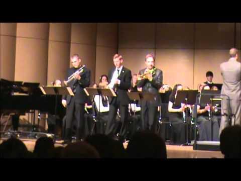 Highland High School Wind Ensemble featuring Allen Vizzutti May 13, 2013
