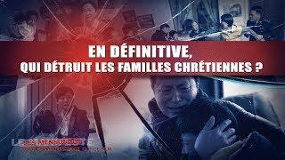 En définitive, qui détruit les familles chrétiennes ?