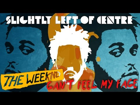 Slightly Left Of Centre - Can't Feel My Face | The Weeknd Cover