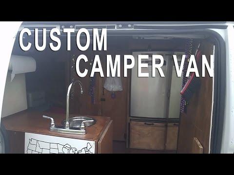 Van Tour Custom Chevy Express Camper Van Conversion