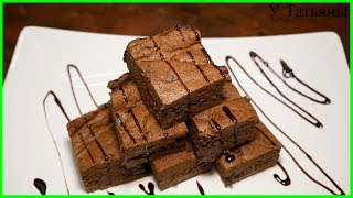 НЕВЕРОЯТНО вкусный десерт! Шоколадный ТОРТ всего из 2 ИНГРЕДИЕНТОВ!