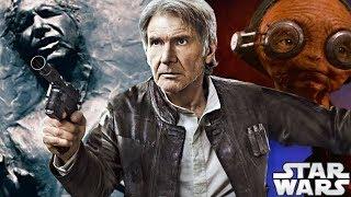 Maz Written into Empire Strikes Back Timeline to Save Han Solo!! [CANON]