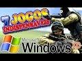 PC Windows XP e 2000 - 7 Jogos Indispensáveis