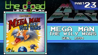 """Erogenous Ergonomics"" - PART 23 - Mega Man: The Wily Wars"