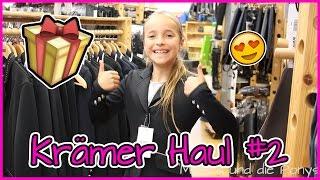 Shopping fürs Turnier | Krämer Haul #2 | Marina und die Ponys