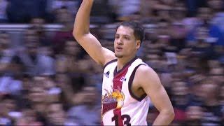 Marcio Makes It Rain Inside the Big Dome! | PBA Governors' Cup 2016