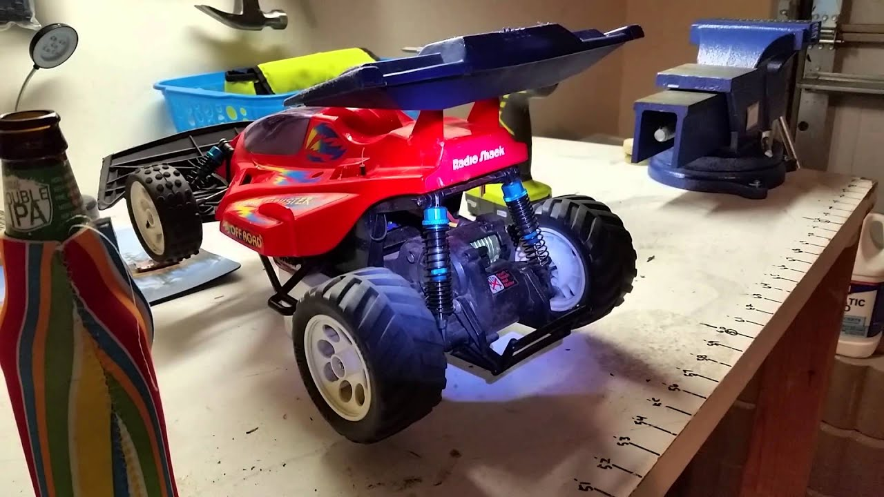 The of a Traxxas Velineon VXL 3m ESC