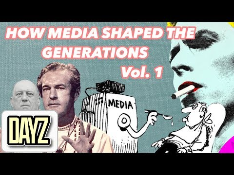 MEDIA AND THE GENERATIONS Documentary Volume 1 (Parts 1 and 2 Full)