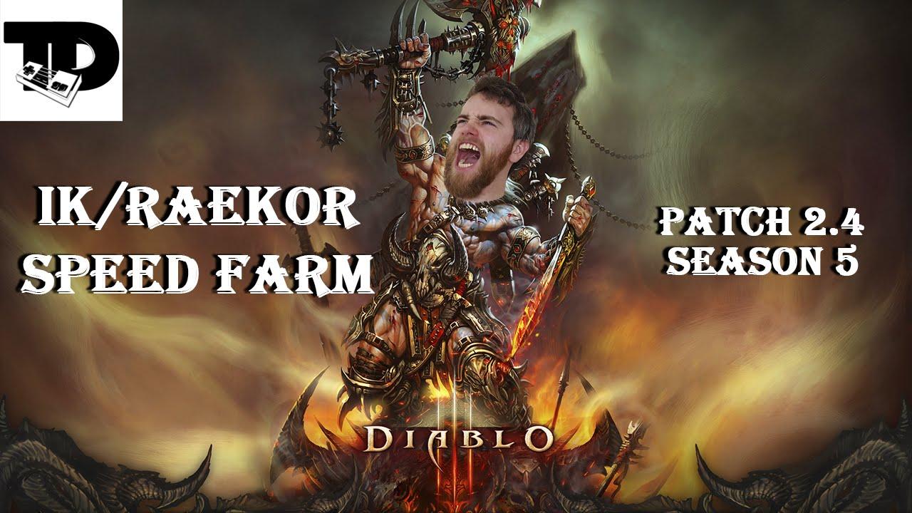 Barbarian Ik Speed Farm Build