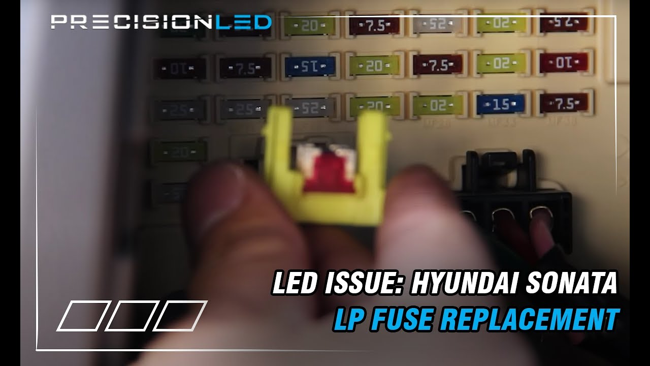 maxresdefault solving led issue hyundai sonata room lp fuse replacement youtube  at readyjetset.co
