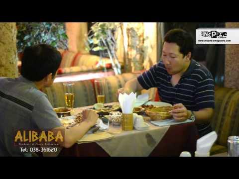 Alibaba Indian & Tandoori restaurant, Pattaya, Thailand