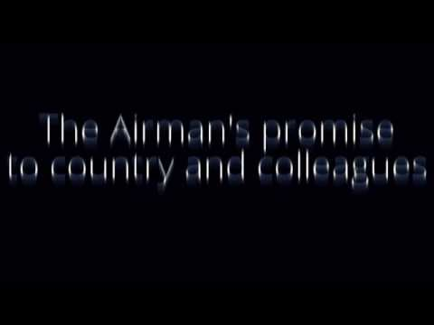 Learn The Airman's Creed