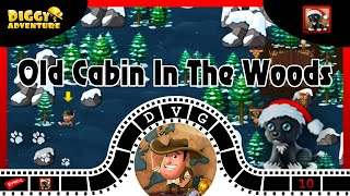 MOBILE [~Chistmas 2019~] #10 Old Cabin in the Wood - Diggy's Adventure