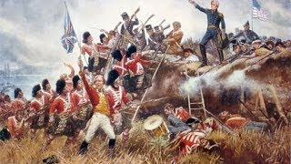 Muddy America Land Grab, Antiquatech Destruction, Comets and 1812 Aftermath Prelude.