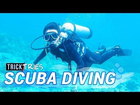 Infinity Pool @ PUNTA VERDE DIVE RESORT (Batangas)   TrickTries SCUBA DIVING 🦈   TricksterzPH