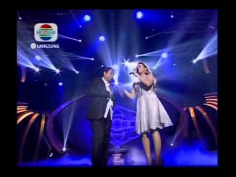 Ikif & Mansyur S - Tak Mau Dimadu - Konser Final 6 Besar - DAcademy Indonesia