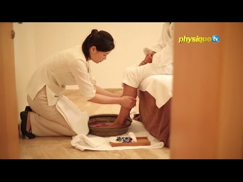 Beauty and Body: Natural Elements Healing Massage at Le Meridien Dubai